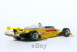 1981 Gurney Eagle Challenger Pepsi 143 Geoff Brabham Signed 43A012 Automodello