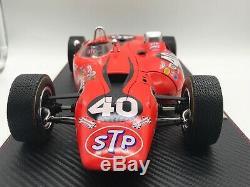 1/12 Replicarz 1967 Indy Paxton Turbine Parnelli Jones Autographed R12001 RARE