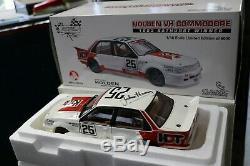 1/18 Classic Holden Vh Commodore Hdt 1983 Bathurst Winner Brock Harvey Signed