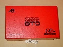 1/43 AutoBarn MR Bosica Ferrari 288 GTO engine signed open limited edition white
