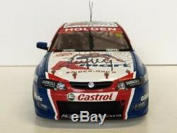 2004 118 Autoart Bathurst Winning Holden VY Commodore #15 Kelly/Murphy Signed