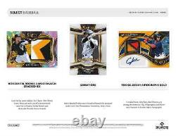 2021 Select Baseball Hobby Box Brand New Sealed Free Priority Ship
