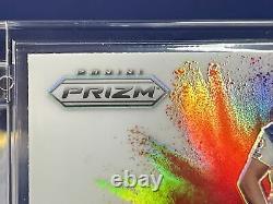 20-21 Prizm Premier Soccer Harry Kane Color Blast 1 in 10 Cases SSP