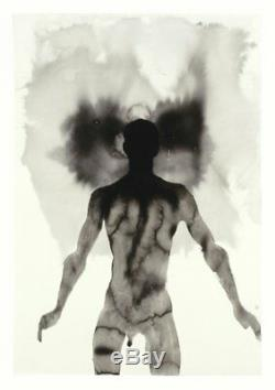 ANTONY GORMLEY Signed and Numbered Limited Edition print