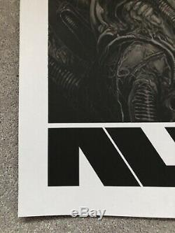 Alien Limited Edition Screen Print By Grzegorz Domaradzki (Gabz) Not Mondo