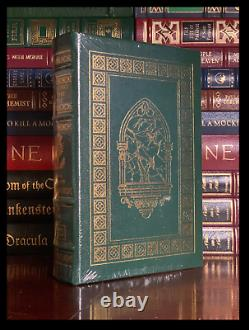 An Echo In The Bone SIGNED by DIANA GABALDON Sealed Easton Press Outlander #7