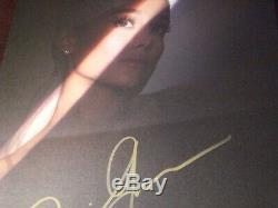 Ariana Grande Signed Limited Edition Sweetener Litho Poster Autograph Coa # 3701