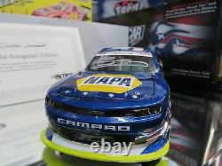 Autographed Chase Elliott 2014 Napa Nascar An American Salute 1/24 Action