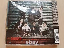 BTS JungKook signed DANGER JPN/Japan ver Regular edition CD no photo card