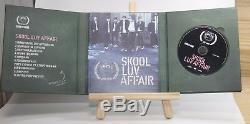 BTS Skool Luv Affair 2nd Signature Signed Album CD Limited Edition Korea KPOP