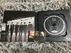 B. A. P Kpop Album Lot Signed with Matoki lightstick Albums Poster Concert Shirt