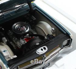 Biante 118 Signed Peter Brock 1969 Bathurst Holden Monaro HT GTS 350 86962