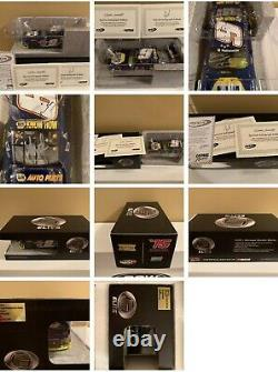 CHASE ELLIOTT 2014 Homestead Race Win ELITE 1/24 309 Made DUAL AUTOGRAPH