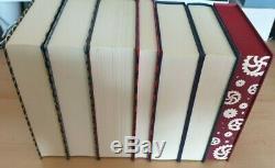Cassandra Clare FULL SET Of SIGNED Clothbound Waterstones Runes Ltd Editions