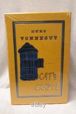 Cats Cradle Kurt Vonnegut Easton Press Limited Edition Signed