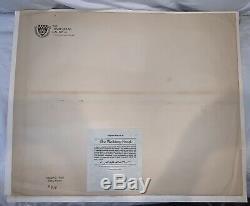 Charley Charles Harper Wedding Feast 1973 Serigraph 410/1500 Signed