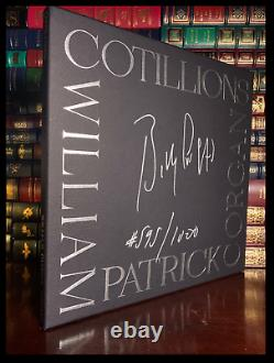 Cotillions SIGNED by BILLY CORGAN New Color LP Deluxe Limited Box Set 1/1000