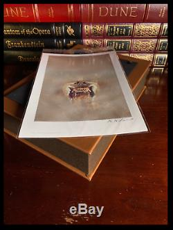 Cujo by Stephen King Brand New Limited 1st Edition Dragon Rebound 1/52 + Rights