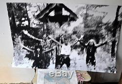 Current 93 Swastikas For Noddy Test Pressing 4xTP Special LE Signed David Tibet