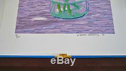 DAVID HOCKNEY A BIGGER BOOK Art Ed. A (45/250) SIGNED SEALED SOLD-OUT Taschen