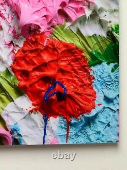 Damien Hirst Fruitful small Heni limited edition signed H8-2 Kaws Banksy Emin