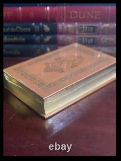Dragonfly In Amber SIGNED by DIANA GABALDON Sealed Easton Press Outlander #2