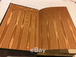 Easton Press DOWNING STREET YEARS Margaret Thatcher SIGNED FIRST ED Leather #845