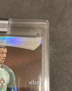 Eminence Cristiano Ronaldo RECORD HOLDER Goals in Four EUROS. 02/10. MINT