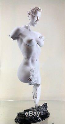 Erotic Female fantasy Torso Athena 1/4 Scale Jaydee Models Sculpture Dewar