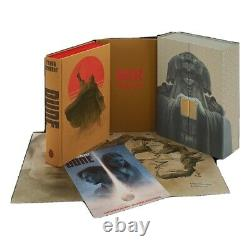 Folio Society DUNE Signed + Numbered Limited Edition (2020)