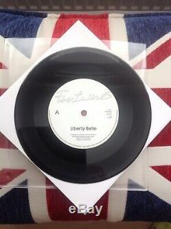 Fontaines DC Liberty Belle 7 Vinyl DEBUT RARE MINT NOT SIGNED PROMO PUNK IDLES