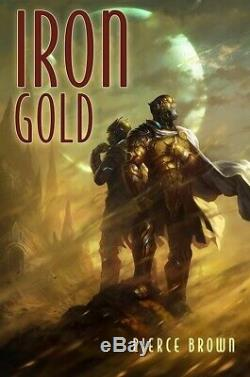 Golden Son Morning Star Iron Gold Pierce Brown SIGNED LTD (Red Rising Series)