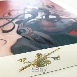 James Jean Erhu Signed and Numbered Giclee Print Limited Edition #60/1003