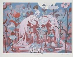 James Jean'Traveler' Dusk Edition Print Limited Edition In Hand