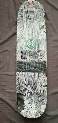 Junji Ito Signed Autographed Limited Edition Skateboard Deck Crunchyroll Expo
