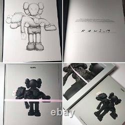Kaws Signed Gone Print Book Companion NGV Chum Figure BFF Invader Fairey Banksy