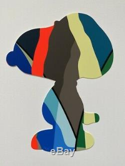 Kaws Untitled 2020 Snoopy Print Limited Edition Of 25 Signed And Numbered