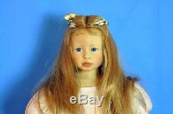 LE Retired 30'Sarah' doll by Heidi Plusczok #038 Marked/Signed Original