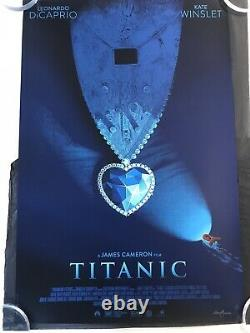 Laurent Durieux Full Signed Titanic Mondo Print Poster Art James Cameron Jaws