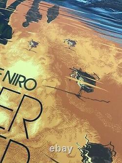 Laurent Durieux Signed The Deer Hunter Signed Variant Movie Print Jaws Mondo 4K