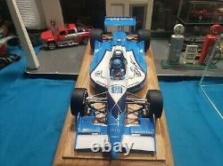 MINICHAMPS Forsythe Reynard CART Indy 1/18 SIGNED BY GREG MOORE HARD TO FIND