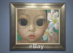 Margaret Keane Asian Pearl Limited Edition Signed Print