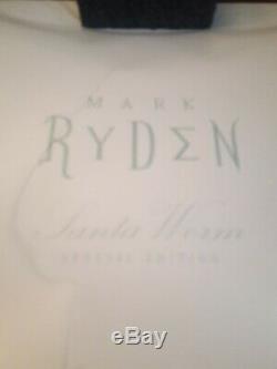 Mark Ryden SANTA WORM Limited Edition 381/999 Signed Christmas Large Art Work