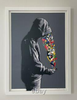 Martin Whatson Connection Limited Edition Print Rare Printers Proof Framed