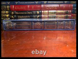 Mary Shelley's Frankenstein SIGNED Sealed Easton Press Limited Leather 1/1200