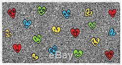 Mr Doodle HeartLand Print 2020 Signed Limited Edition Pre-Order