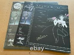 NEW SUPER RARE Grimes Miss Anthropocene WHITE Vinyl LP with SIGNED Insert