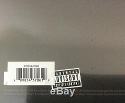 NOTHING BUT THIEVES LP Broken Machine SIGNED WHITE & BLACK Split Vinyl SEALED