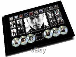 New Eminem Slim Shady Signed Limited Edition Framed Memorabilia