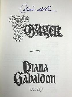 Outlander Series Custom Gift Set ALL SIGNED by DIANA GABALDON New Hardbacks